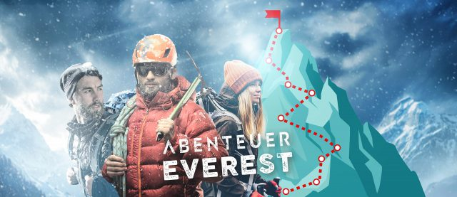 Adventure Everest Hybrid-Teamevent