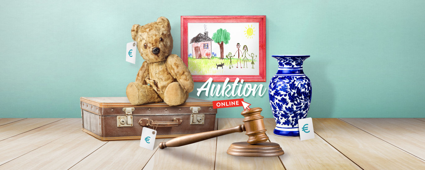 Christmas online auction