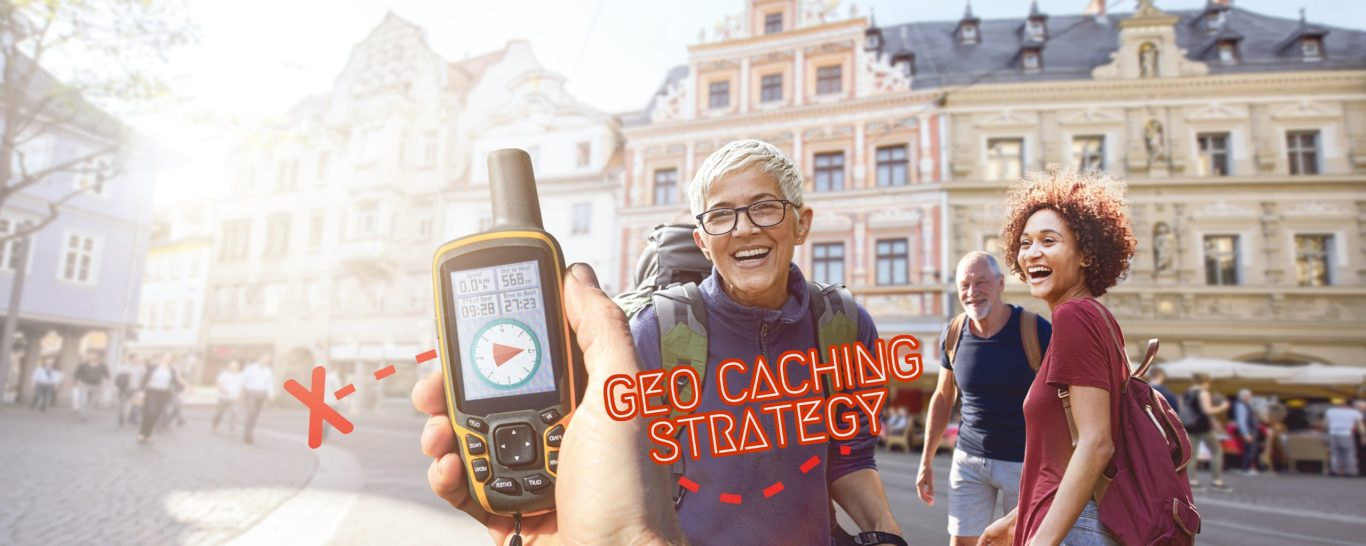"Geocaching ""Strategy"""
