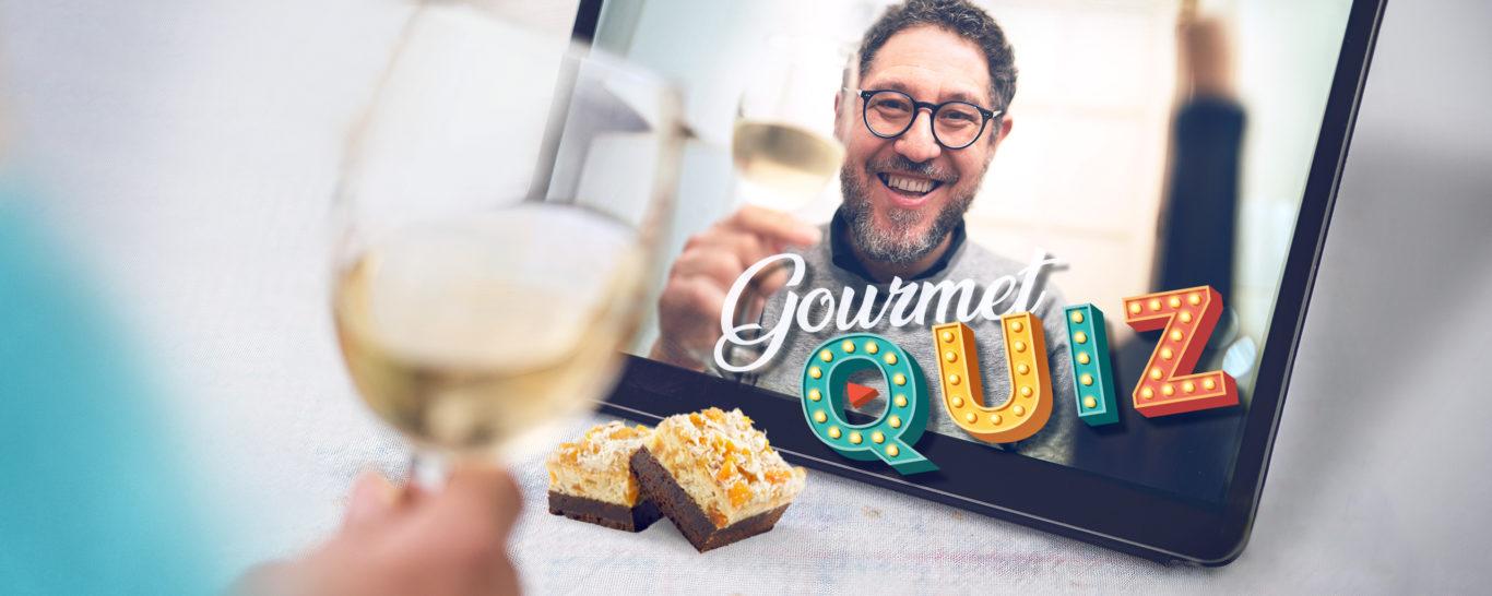The Christmas online Gourmet Quiz