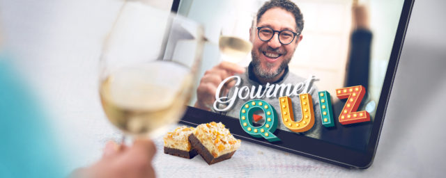 The Christmas online Gourmet Quiz