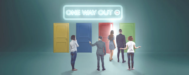 One Way Out Online
