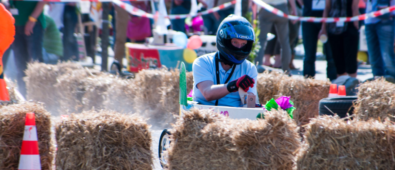 Soapbox building and racing