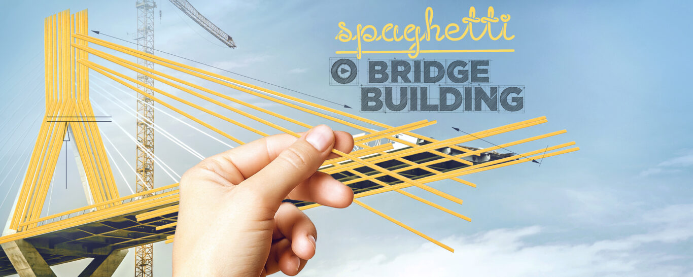 Spaghetti bridge building Hybrid