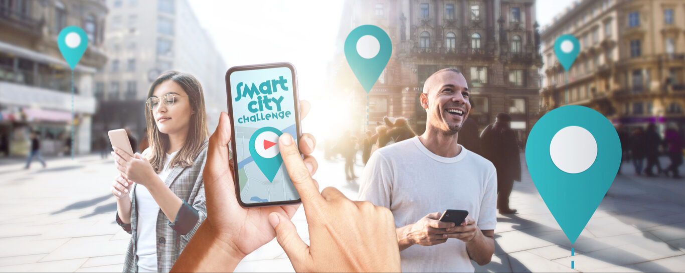 Smart City Challenge – the company trip with a difference