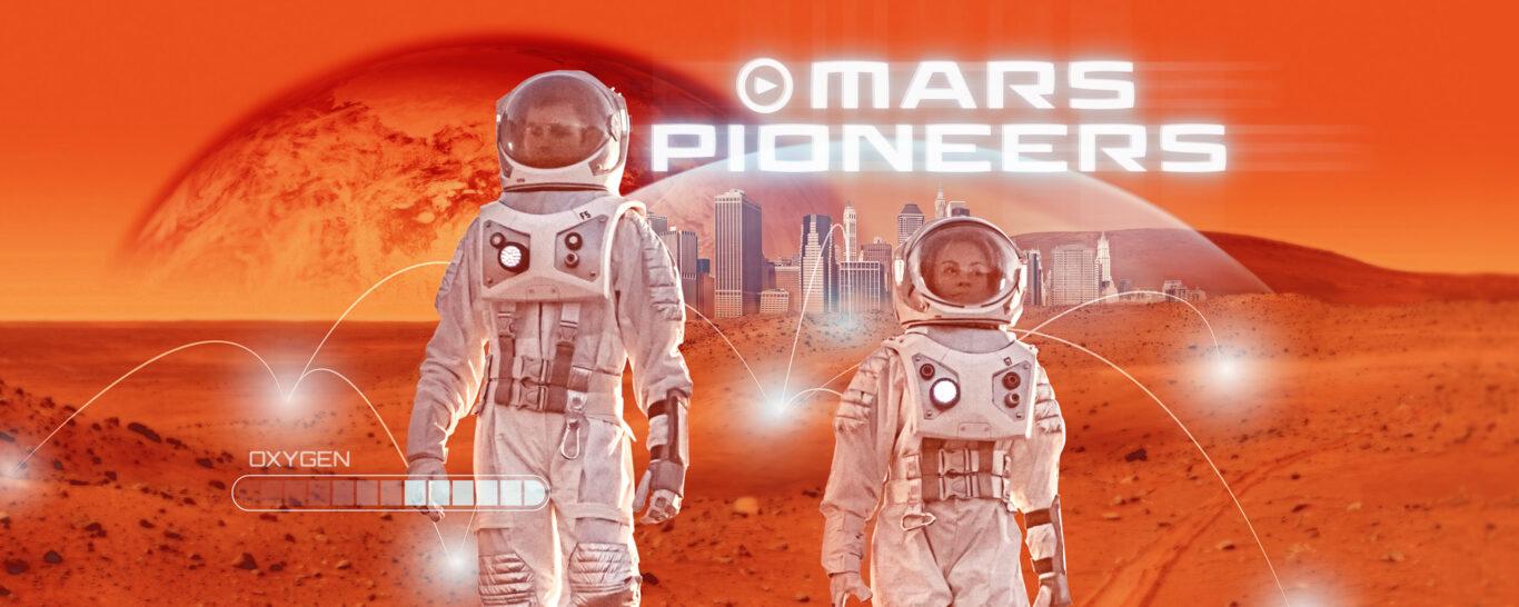 »Mars Pioneers« – overcome team limits