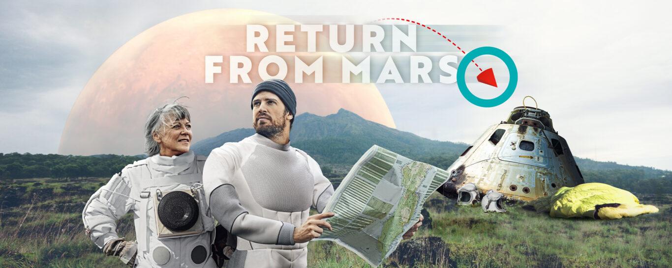 Return from Mars – the team impulse for collaboration