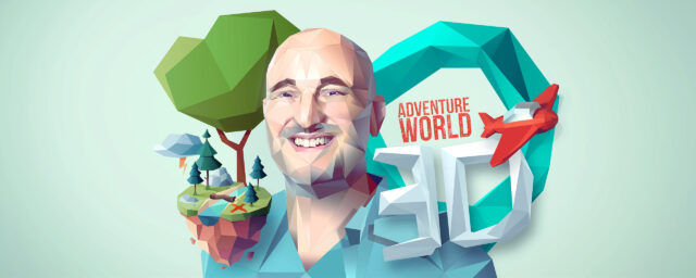 Adventure World 3D – search for and find team spirit