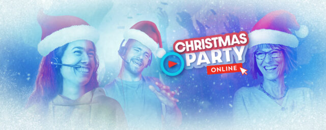 Christmas party - the online quiz with an us-feeling