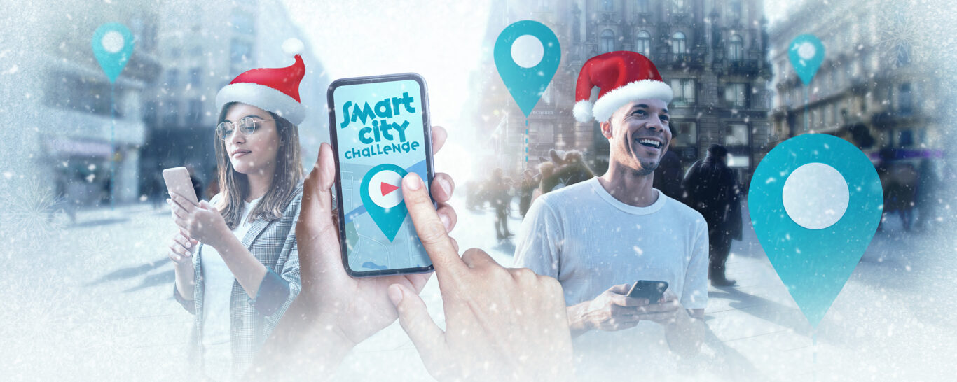 Christmassy Movement Break – challenge in the fresh air