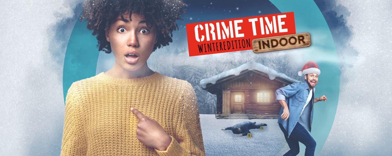 Winter Crime Time – the team event with thrills