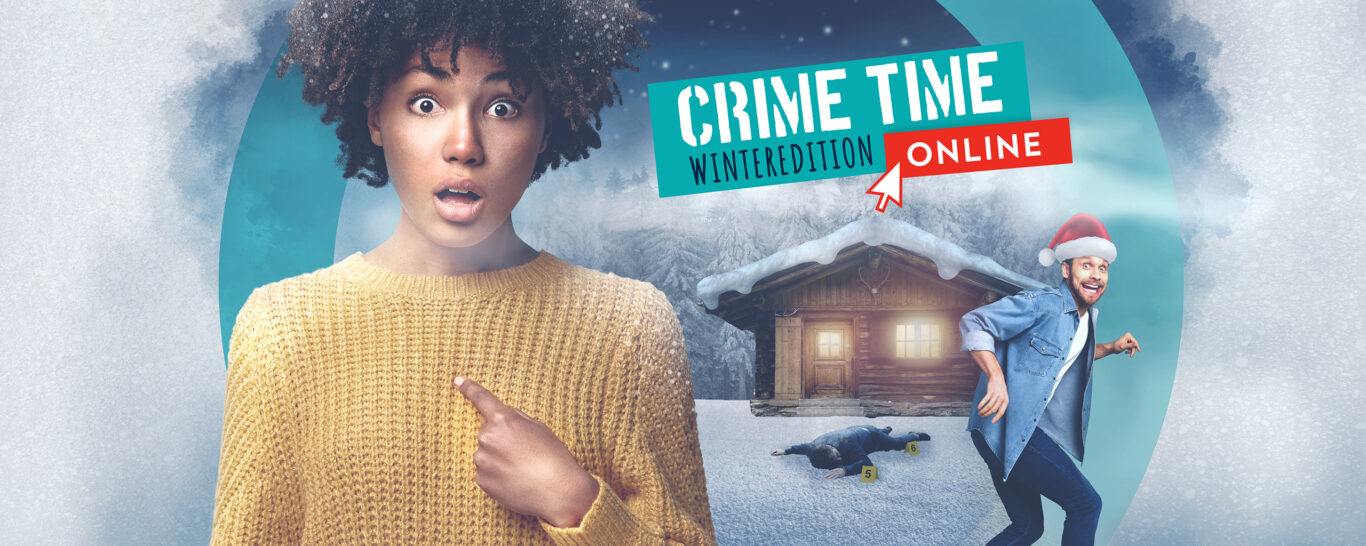 Winter Crime Time – the Christmassy online team event