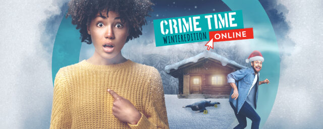 Winter Crime Time - the Christmassy online team event