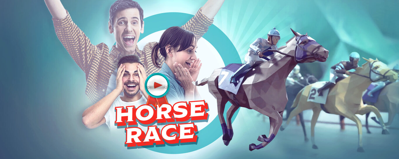 Horse Race – galloping to the we-feeling